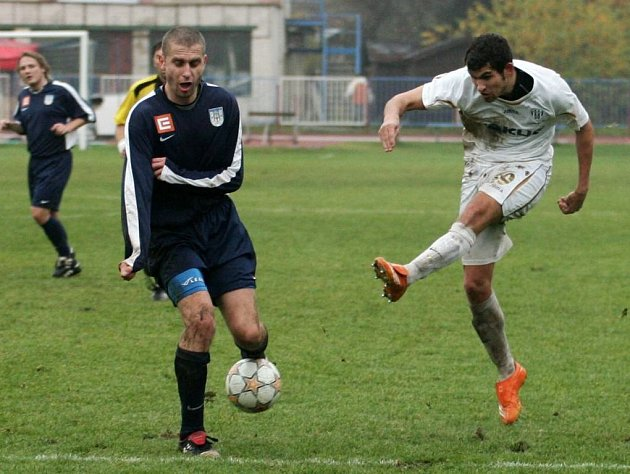 Českolipský záložník Vladislav Donát se dvěma gólovými přihrávkami výrazně podílel na vítězství domácího týmu.