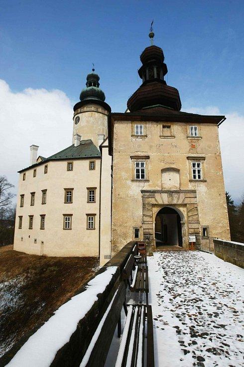Zámek Lemberk otevřel na svátky středověkou věž.