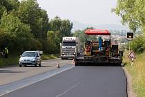 Českolipské silnice se dočkají dalších oprav.