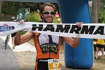 Hamrman - triatlonový závod v Hamru na Jezeře.