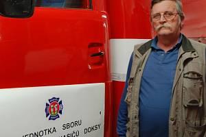 Celý život Josefa Kreifa je spojen s prací hasiče. Čtyři roky byl mezi profesionály.