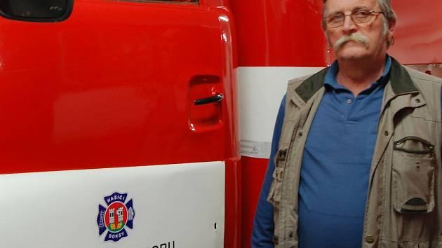 Celý život Josefa Kreifa byl spojen s prací hasiče. Čtyři roky byl mezi profesionály.