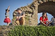 Na českolipském Vodním hradě Lipý proběhl třináctý ročník nadregionálního kulturního festivalu Všudybud.