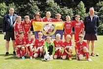 Vítězem fotbalové I. A třídy Libereckého kraje pro sezonu 2013 2014 se stali mladší žáci (U13) TJ Lokomotiva Česká Lípa.
