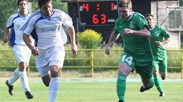 Prvenství ve finále krajského fotbalového poháru vybojovali hráči FC Nový Bor! V domácím prostředí doslova rozcupovali rivala z nejvyšší krajské soutěže, celek Sokol Jablonec nad Jizerou,  6:1 (3:1).
