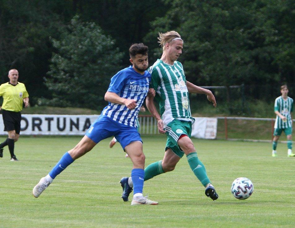 Arsenal Česká Lípa - Sokol Hostouň 1:2 (1:0)