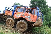 Truck trial v Luhově