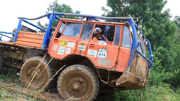 Mistrovství ČR v Truck trialu