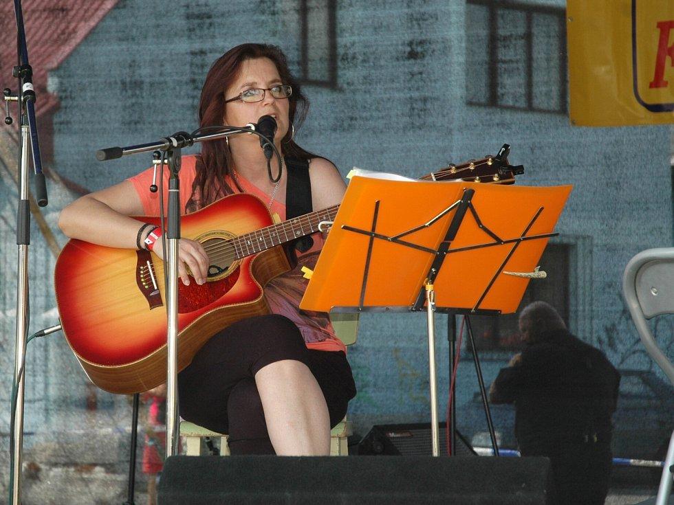 Víkend v Mimoni patřil oslavám Dnů města. Hlavní program proběhl v sobotu na Náměstí 1. máje.