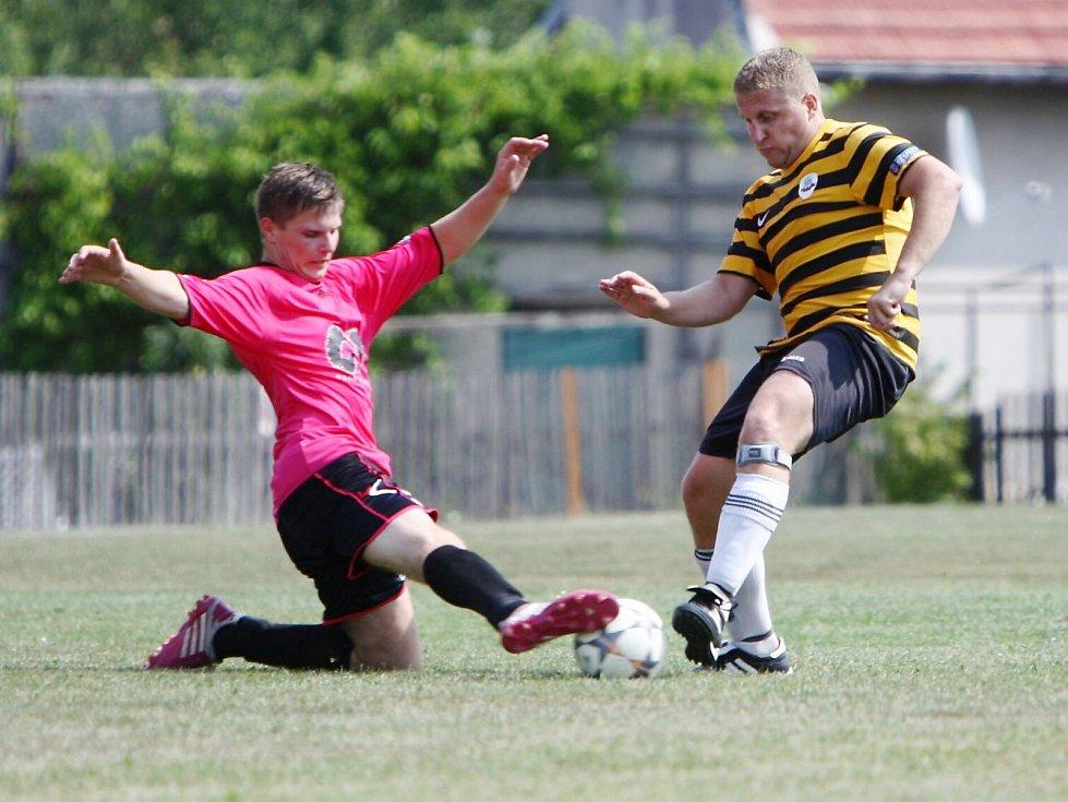 Holany - Rozstání 2:0 (1:0).