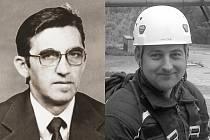 Příslušníci HZS Libereckého kraje si připomněli smutná výročí tragických úmrtí Karla Vacka a Dušana Lipovského.