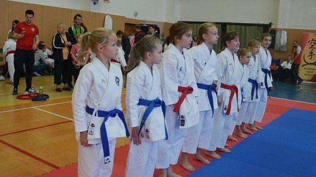 Na Libereckém poháru vybojovali karatisté Sport Relax 23 medailí.