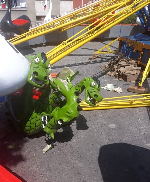 Nehoda na pouti v Horní Polici