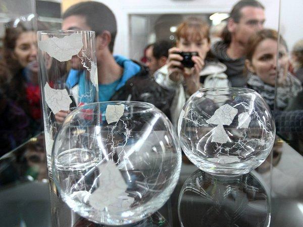 Až do konce roku budou díla ze sympozia kvidění ve Sklářském muzeu vNovém Boru.