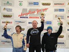V sobotu 4. března se konal již šestý, předposlední závod letošního seriálu Mogul Driving Cupu na Autodromu v Sosnové u České Lípy.