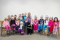 Předškoláci z Východní nahlédli do života nevidomých.