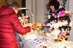 28. Vánoční trhy v českolipském Vlastivědném muzeu a galerii potrvají do středy 6. prosince.