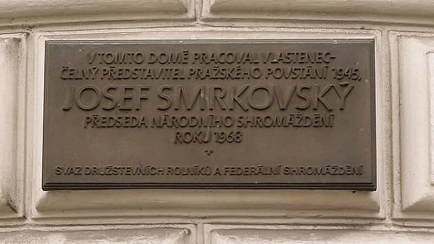 Od úmrtí Josefa Smrkovského, významného československého politika, uplynulo právě dnes 40 let.