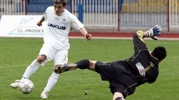 Fotbalisté českolipského Arsenalu bodovali v Mostě.