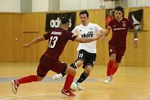 Futsaloví Démoni mají po sezoně, v posledním zápase podlehli Spartě 3:8.