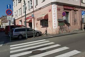 Jiráskova ulice v České Lípě by se mohla proměnit v bezdoplatkovou zónu.