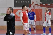 Futsaloví Démoni z České Lípy prohráli na Slavii 0:7.