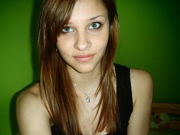 8. Anna Zavřelová, 16let.