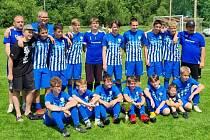 Starší žáci Arsenalu Česká Lípa vyhráli okresní kolo poháru LKFS a postoupili do semifinále.