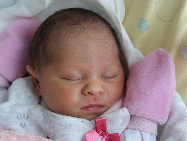 Rodičům Kristině a Vojtěchovi Gorolovým z Nového Boru se v úterý 31. ledna v 9:10 hodin narodila dcera Esma Santia Gorolová. Měřila 49 cm a vážila 3,07 kg.