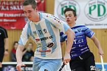 Nejproduktivnější hráč letošního ročníku 1. florbalové ligy mužů Jaromír Ekl je oporou A-mužstva České Lípy.