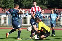 Další tři body, jako minulý týden proti Hlavici, chtějí v neděli vybojovat hráči České Lípy.