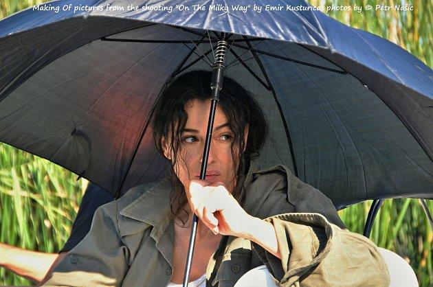 Monica Belucci - hlavní postava filmu.