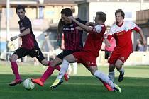 Železný Brod - Arsenal Česká Lípa 1:2 (1:1).