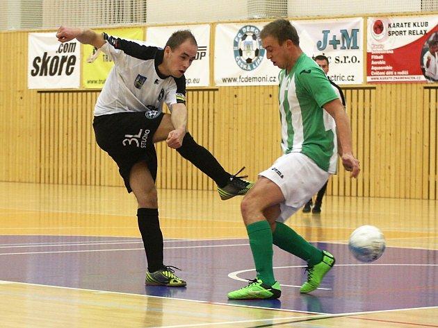 FC Démoni Česká Lípa se drží na čtvrtém místě druhé ligy.