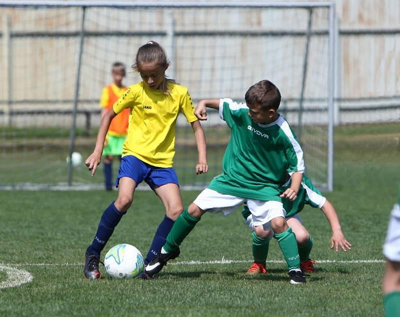 Českolipská Lokomotiva pořádala několik turnaj pod názvem Loko Cup. Snímky se vracíme ke kategorii U 10.