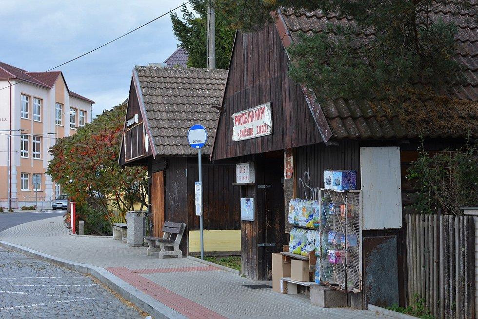 Zde stál známý hostinec U modré hvězdy. Velká vesnice Skalice u České Lípy zůstala bez jediného hostince.