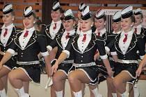 Ve čtyřech kategoriích bojovaly mažoretky na soutěži O skleněnou hůlku, která se konala v sobotu ve Sportovní hale v Novém Boru.