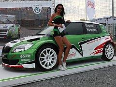 40. Rally Bohemia pokračuje první etapou v sobotu 13. července, kdy na soutěžní vozy čeká celkem dvanáct měřených testů o celkové délce skoro 110 kilometrů.
