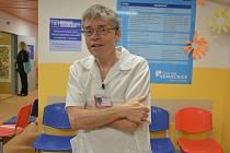 primář Josef Gut z českolipské nemocnice
