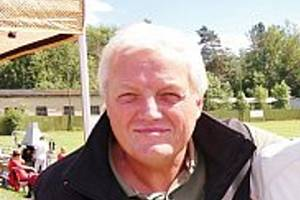 Karel Kapoun - místopředseda Libereckého krajského fotbalového svazu.