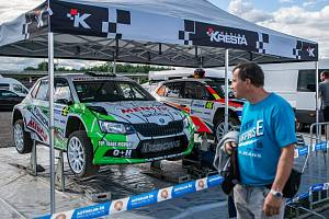 Sosnová Rally Bohemia motorsport autodrom Gladiator rally