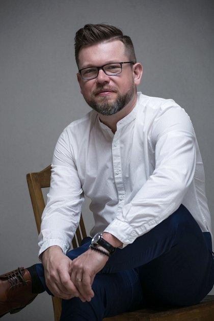 Martin Prokeš, ředitel Mezinárodního hudebního festivalu Lípa Musica.