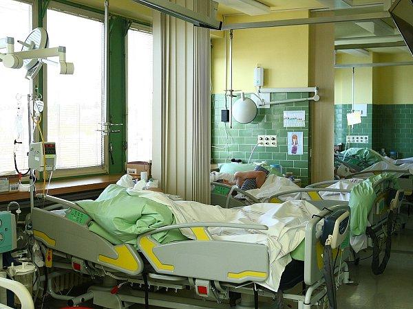 Léčebna dlouhodobě nemocných včeskolipské nemocnici disponuje více než 120lůžky.