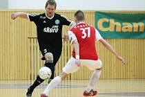 FC Démoni Česká Lípa - FC Tango Brno 3:3.