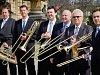 Neděle přinese další setkání s žesťovými nástroji, tentokráte s oblíbeným Sdružením hlubokých žesťů České filharmonie, které se vrací do Mimoně.
