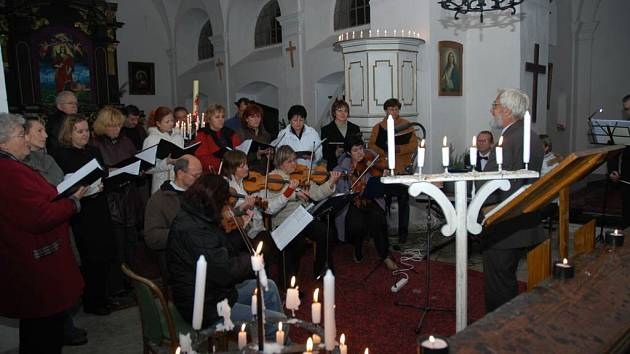 Koncert v Zahrádkách