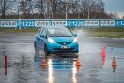 První kurz bezpečné jízdy se uskutečnil v neděli 6. ledna 2019 na autodromu v Sosnové u České Lípy.