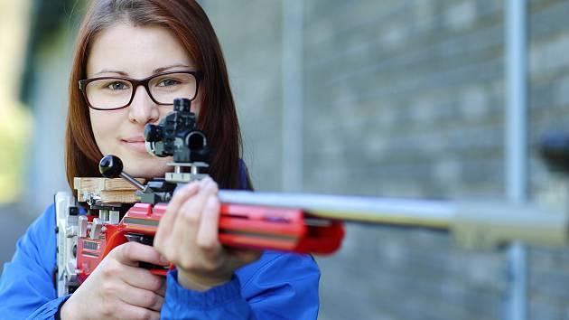 Aneta Brabcová dlouhodobě prokazuje svoji střeleckou kvalitu.