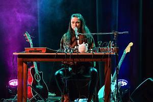 Lenka Dusilová vystoupila v českolipském KD Crystal 13. března 2019.