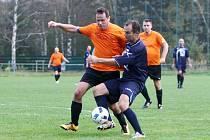Dubice - Dolní Libchava 3:2 (0:0).